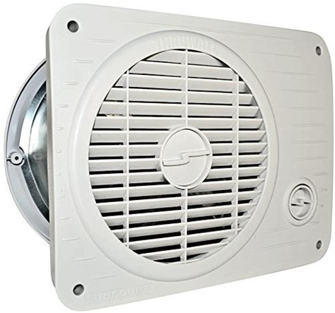 variable speed exhaust fan suncourt tw208p thru wall fan hardwired variable speed