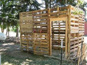 Pallet Coop From DIY Pallet Projects with Instructions