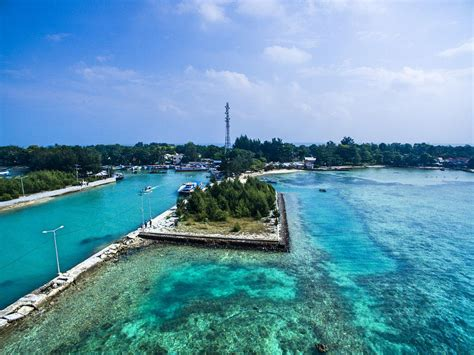 paket pulau pari harga trip murah  paradiso traveling