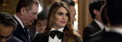 The Fashion World Takes Interest in Hope Hicks - InsideHook