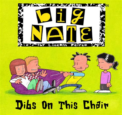 big nate dibs on this chair quiz summer reading just for the librarian s brain