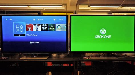 ps4 console vs xbox one ps4 vs xbox one side by side speed tests to decide which