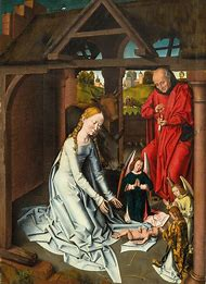 Nativity Paintings by Masters