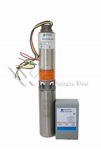 7gs07412c Goulds 7gpm 3  4 Hp Submersible Water Well Pump