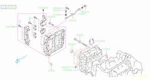 2017 Subaru Wrx Engine Cylinder Head Gasket  System