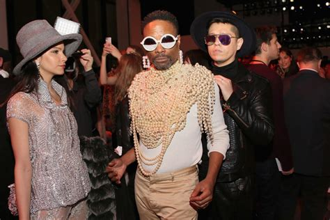 Billy Porter Borrowed Tom Ford Clothes The Business