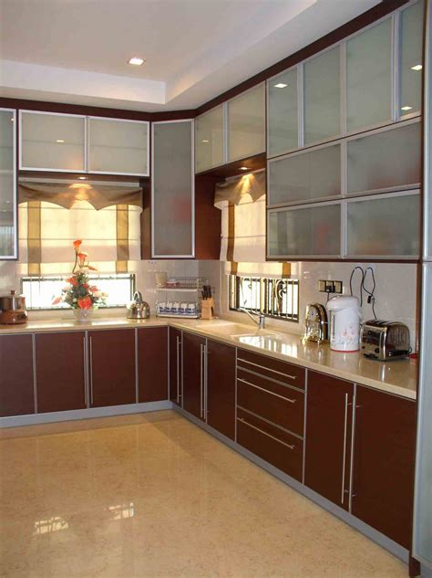 popular kitchen cabinet designs  malaysia recommend living