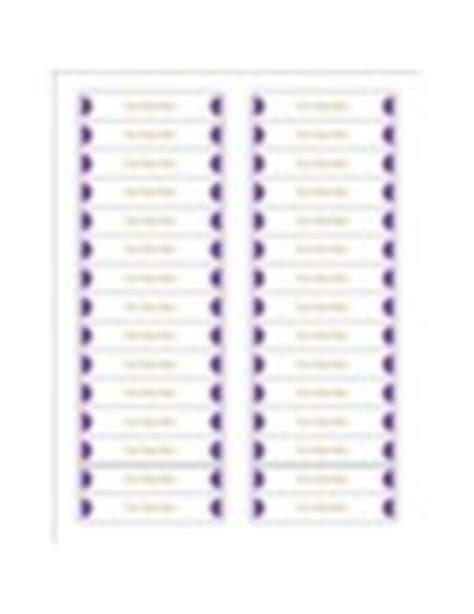 Avery 5166 Template by Templates Purple Organizing File Folder Labels 30 Per