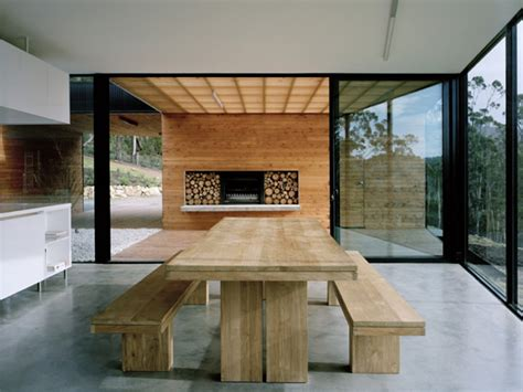 Das Stilvolle Haus Am Hang In Tasmanien