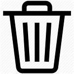 Bin Recycle Garbage Icon Trash Rubbish Dustbin