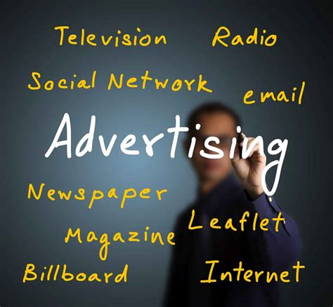 Where To Advertise by Advertisement Paragraph About The Advertising