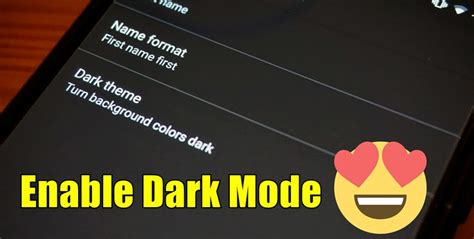How To Enable Dark Mode In Google Docs - TechArtilce