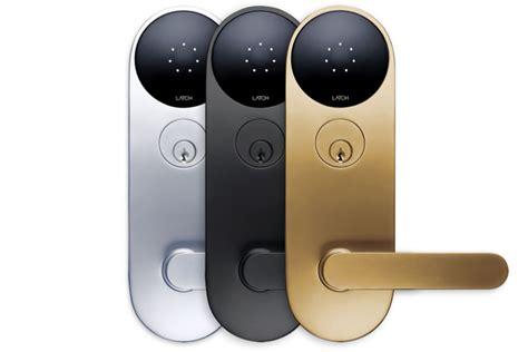 smart door locks the latch smart lock wants to open every door in your