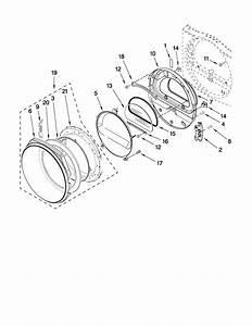 Looking For Whirlpool Model Wed9150ww1 Dryer Repair