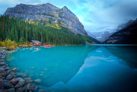 Lake Louise Boat Rental by 25 Stunning Images Of The Canadian Rockies That Don T Even