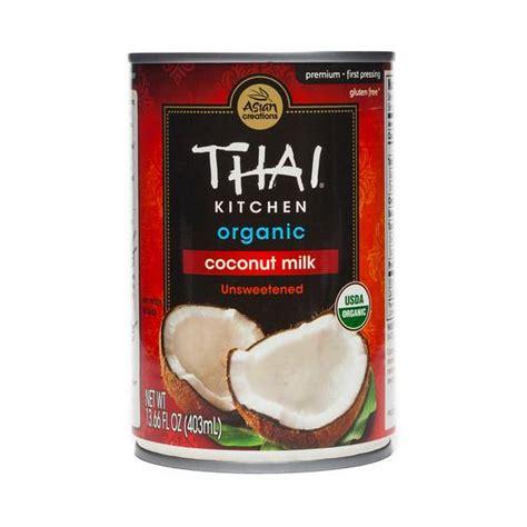 Organic Coconut Milk By Thai Kitchen  Thrive Market