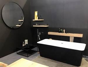 coups de coeur salle de bains batibouw 2018 induscabel With porte de douche coulissante avec meuble salle de bain villeroy et boch