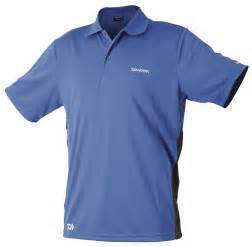 shoulder top daiwa polo shirts glasgow angling centre