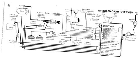 viper alarm wiring diagram wiring diagram image