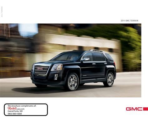 2011 gmc terrain in grand forks nd rydell chevrolet