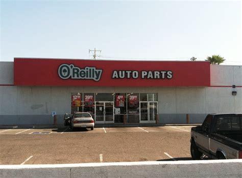 O'reilly Auto Parts In Phoenix, Az 85016