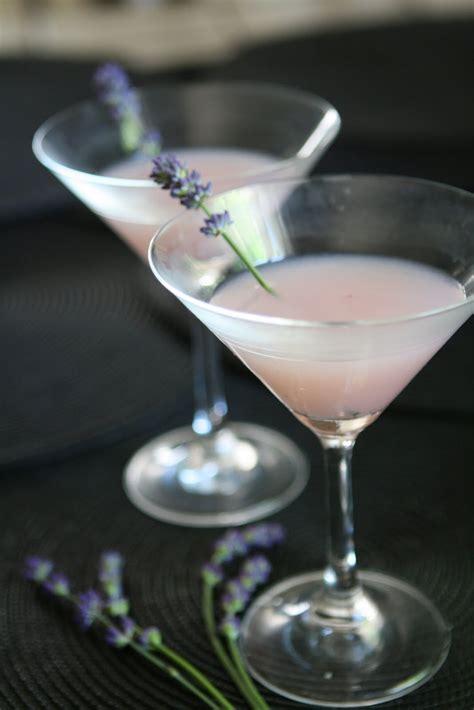 lavender cocktail bake a holic lavender martinis