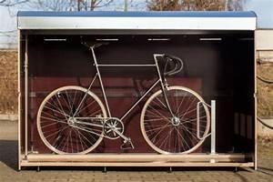 Fahrradgarage Für 4 Fahrräder : holz stahlblech fahrradhaus f r 2 fahrr der ~ Eleganceandgraceweddings.com Haus und Dekorationen