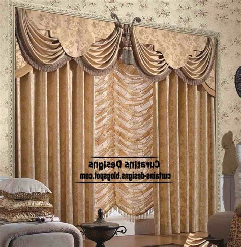 Scarf Valances For Living Room [mariorange]