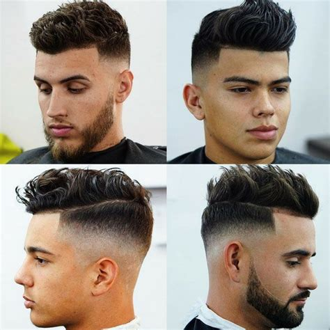 Hairstyles Names For Boys by Haircut Names For Types Of Haircuts 2019 Fade