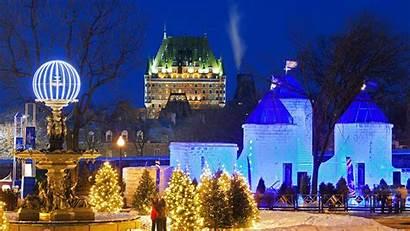 Quebec Carnival Winter Carnaval Bing Night Festival