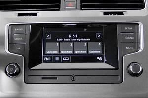 Golf 7 Radio : radio composition touch for vw golf 7 soundsystem ~ Kayakingforconservation.com Haus und Dekorationen
