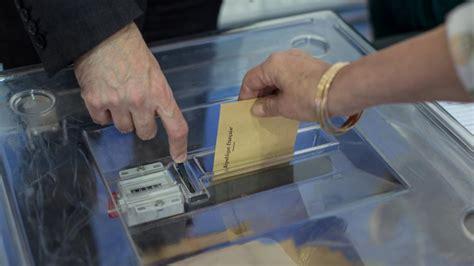 assesseurs bureau de vote pr 233 sidentielle vers une p 233 nurie d assesseurs pour tenir les bureaux de vote au second tour