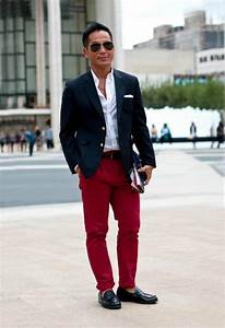 Your Guide on How to Wear Red Trousers | The Idle Man