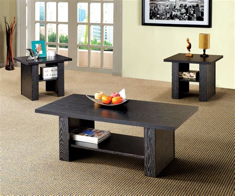 storage coffee table sets the living room