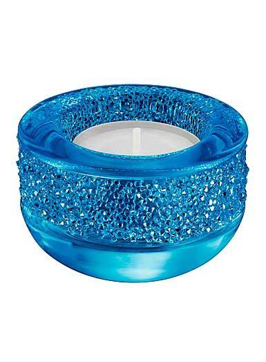 swarovski shimmer tea light swarovski shimmer tea light capri blue