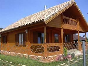 Maison Préfabriquée En Bois : les tarifs de construction d 39 une maison en bois en kit ~ Premium-room.com Idées de Décoration