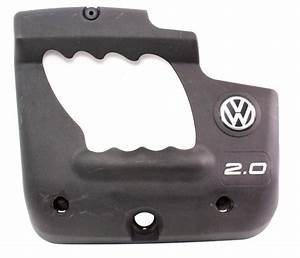 2 0 Engine Cover 99-05 Vw Jetta Golf Beetle Mk4
