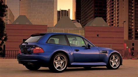 quirky bmw zm coupe  built  secret motorious