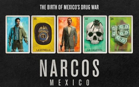 Is Thee A Narcos Mexico Season 2