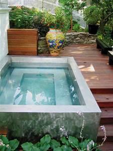 Deco Piscine Hors Sol : la petite piscine hors sol en 88 photos ~ Melissatoandfro.com Idées de Décoration