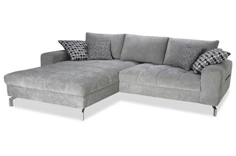 ecksofa mit led ecksofa tiago mit led grau sofas zum halben preis