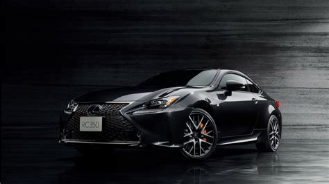 lexus sport 2017 black 2017 lexus rc 350 f sport prime black wallpaper hd car