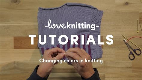 changing colors in knitting how to knit changing colours in knitting us terminology