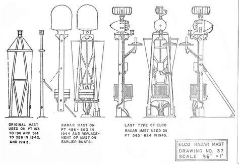 Higgins Pt Boat Blueprints by Huckins Pt Boat Plans Varas
