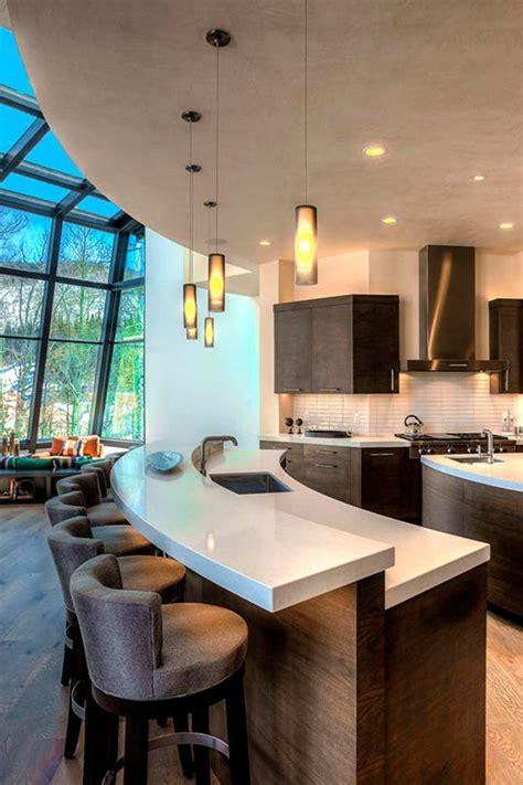 ideas diseno desayunadores la cocina  decoracion de