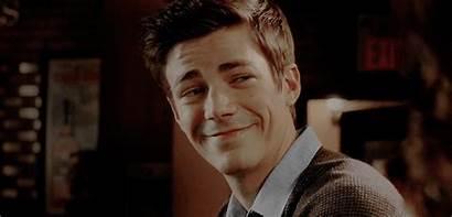 Smile Grant Gustin Gifs Barry Allen 27th