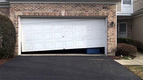 garage door broken door won t open garage door repair service