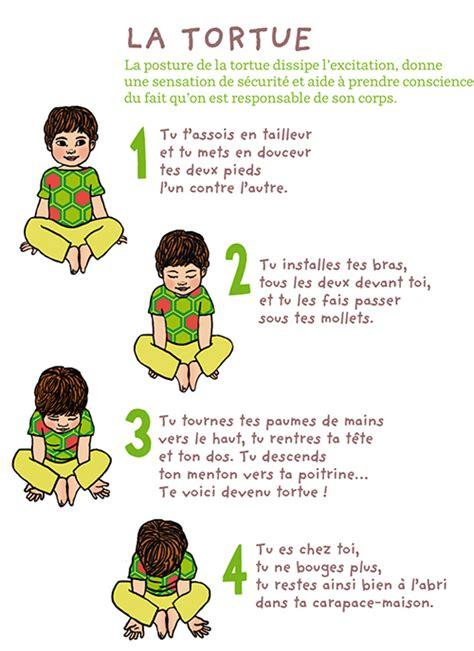 le petit yoga la tortue