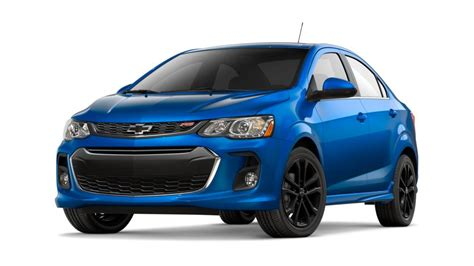 2018 Chevy Sonic Colors  Gm Authority