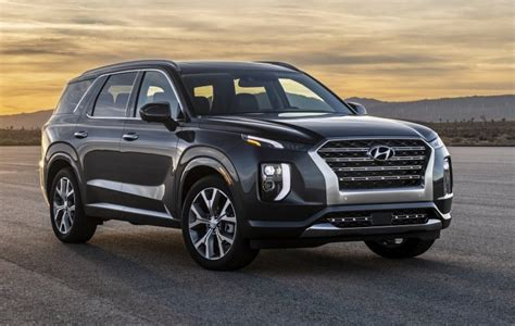 Accessory items shown may vary according to model and illustration. Hyundai Palisade to go on sale in Australia in 2020 ...